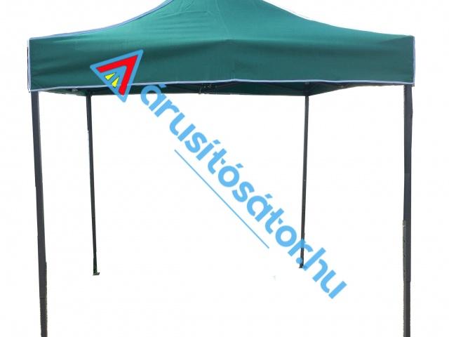 2,5 x 2,5m-es sátor normál vázzal