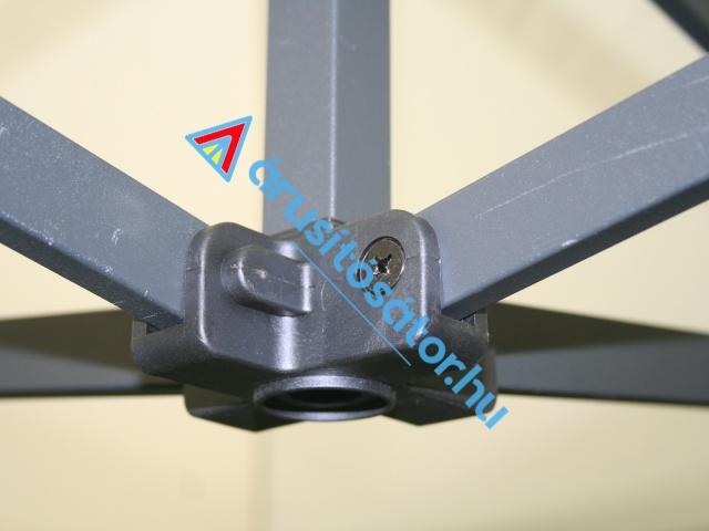 3x6 m erősített hatszögprofil lábbal