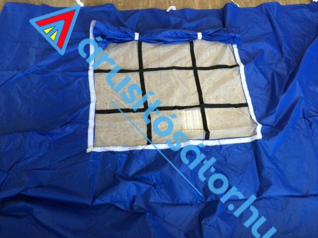 3x2 vastag ablakos oldalfal