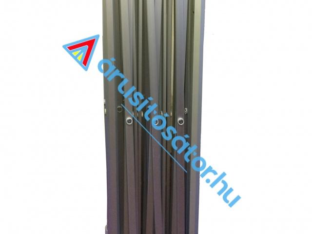 3x,4,5 m alumiunium vázas tb hatszög profillal